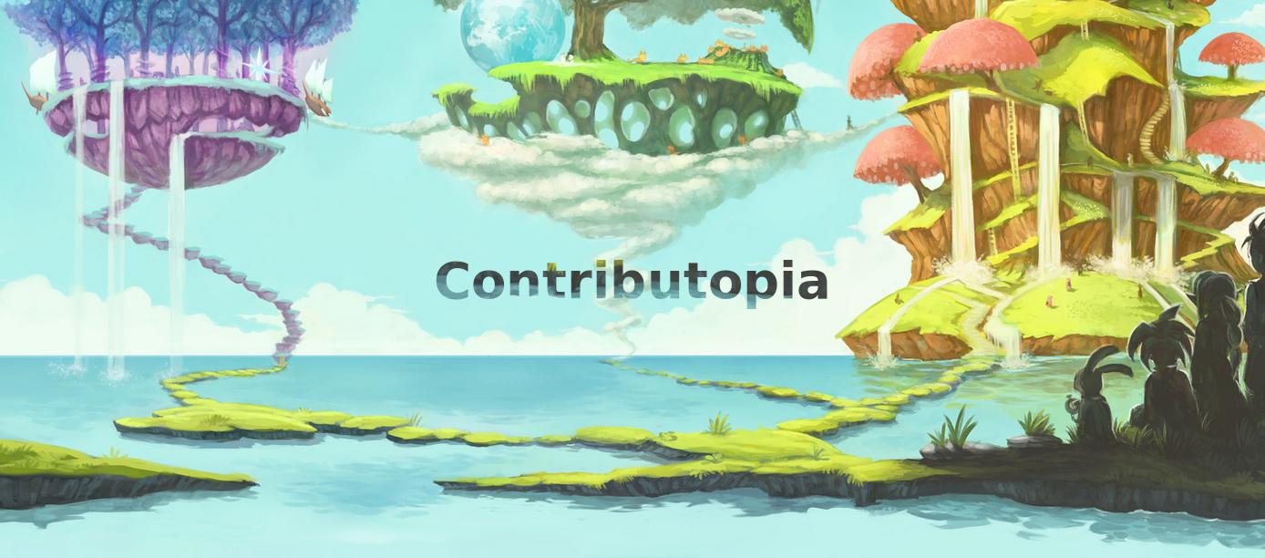 Contributopia : Lancement de cette nouvelle campagne