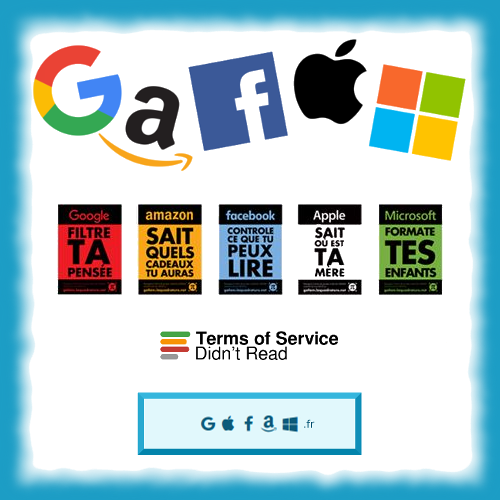 GAFAM : DSA & DMA